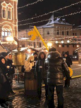За ключами от столицы: Москва