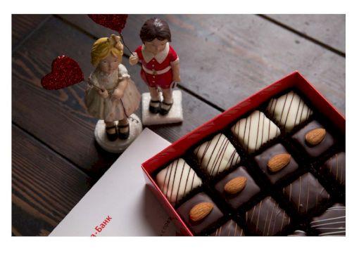 Шоколадный Новый год у «Златы Розман»