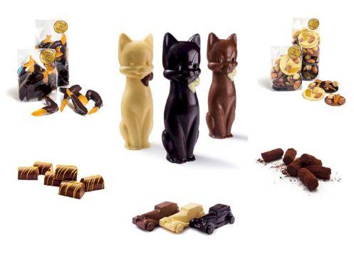 В шоколадное ателье Злата Розман «За кулисами сладкой жизни