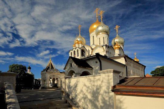 Тур № 2 «Прогулки по Москве: от Замоскворечья до Золотой мили»