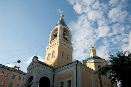 Золотая миля Москвы