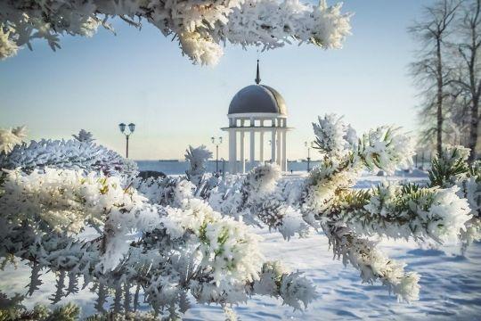 Экскурсионный тур «Рождество в Карелии» 06.01 - 08.01.2022
