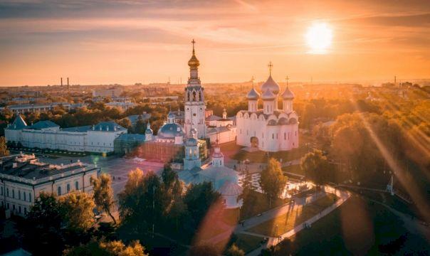 Экскурсионный тур на ретропоезде «Русский Север» 5 дней/4 ночи